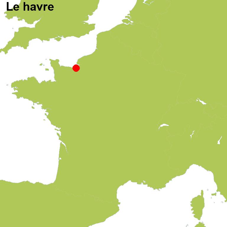 Meteo Le Havre Par Météofr Prévisions Journalières Détaillées