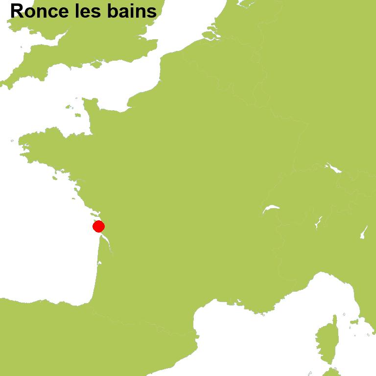 Meteo Ronce Les Bains Par Météofr Prévisions Journalières